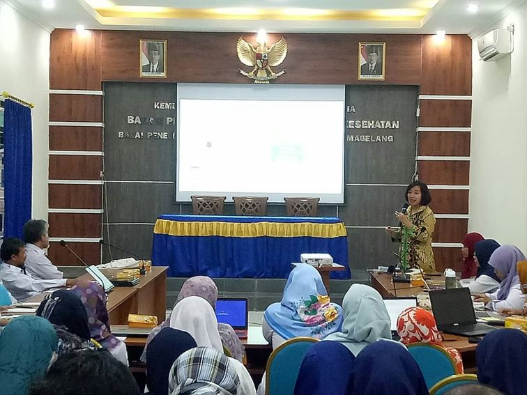Workshop Penulisan Buku Ilmiah Berstandar LIPI